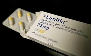 Tamiflu - one suggested treatment for H1N1