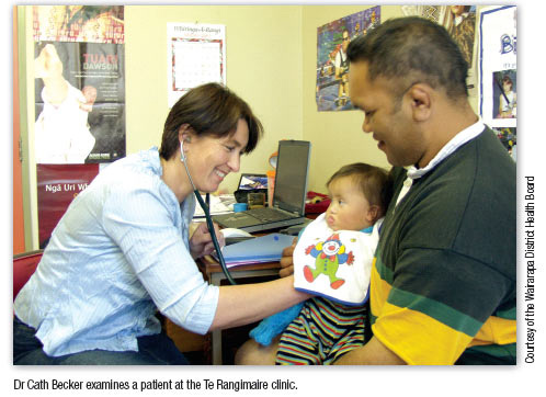 Primary health care the New Zealand way