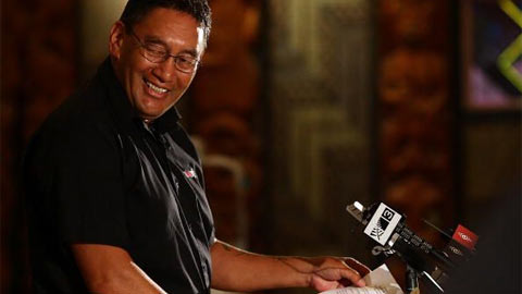 Hone Harawira responds to Holmes tirade