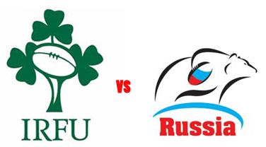Ireland vs Russia 2011 RWC
