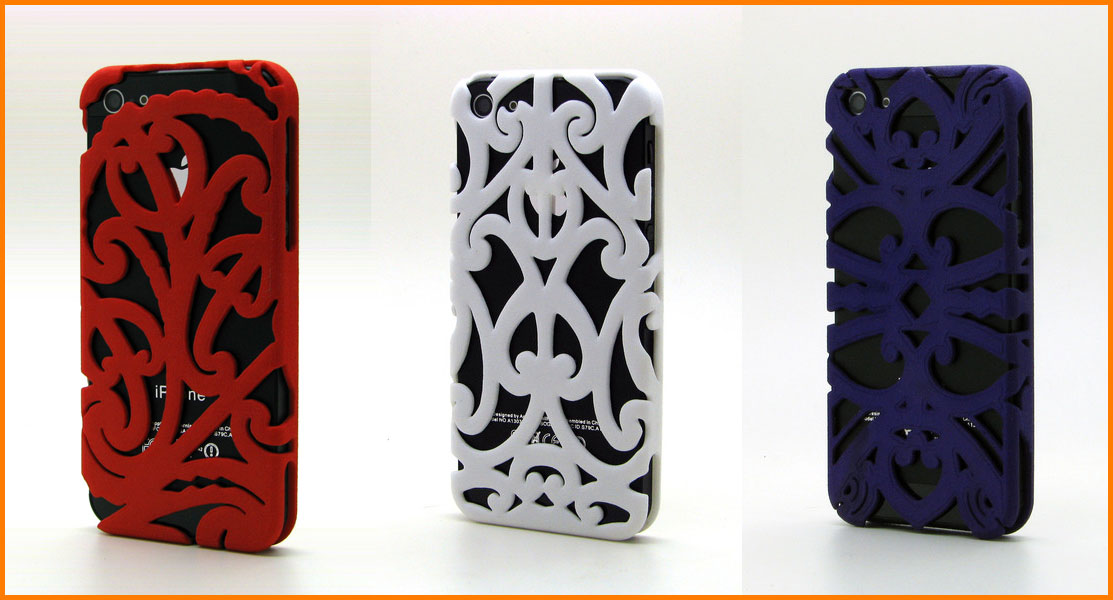 6f9792f9e 3D printed Maori-inspired iPhone cases a huge hit on Facebook (+ ...