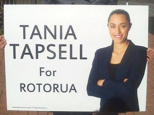 Rotorua elects youngest District Councillor AND she's #Maori
