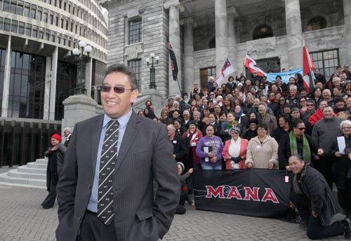 MANA set to contest all Maori seats and more