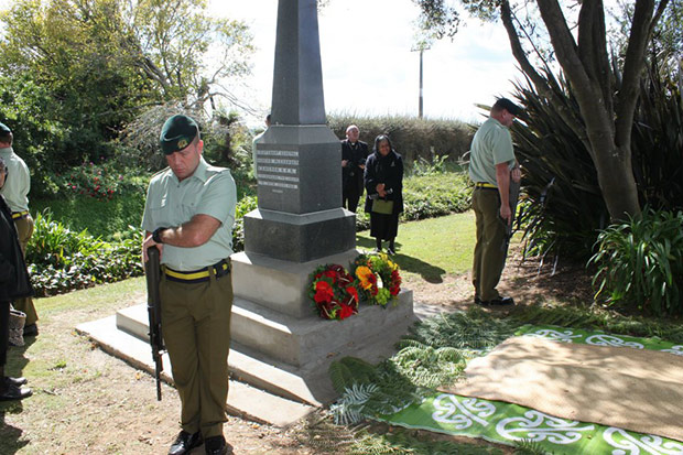 Remembering the 150th anniversary of the Battle of O-Rakau (+links)