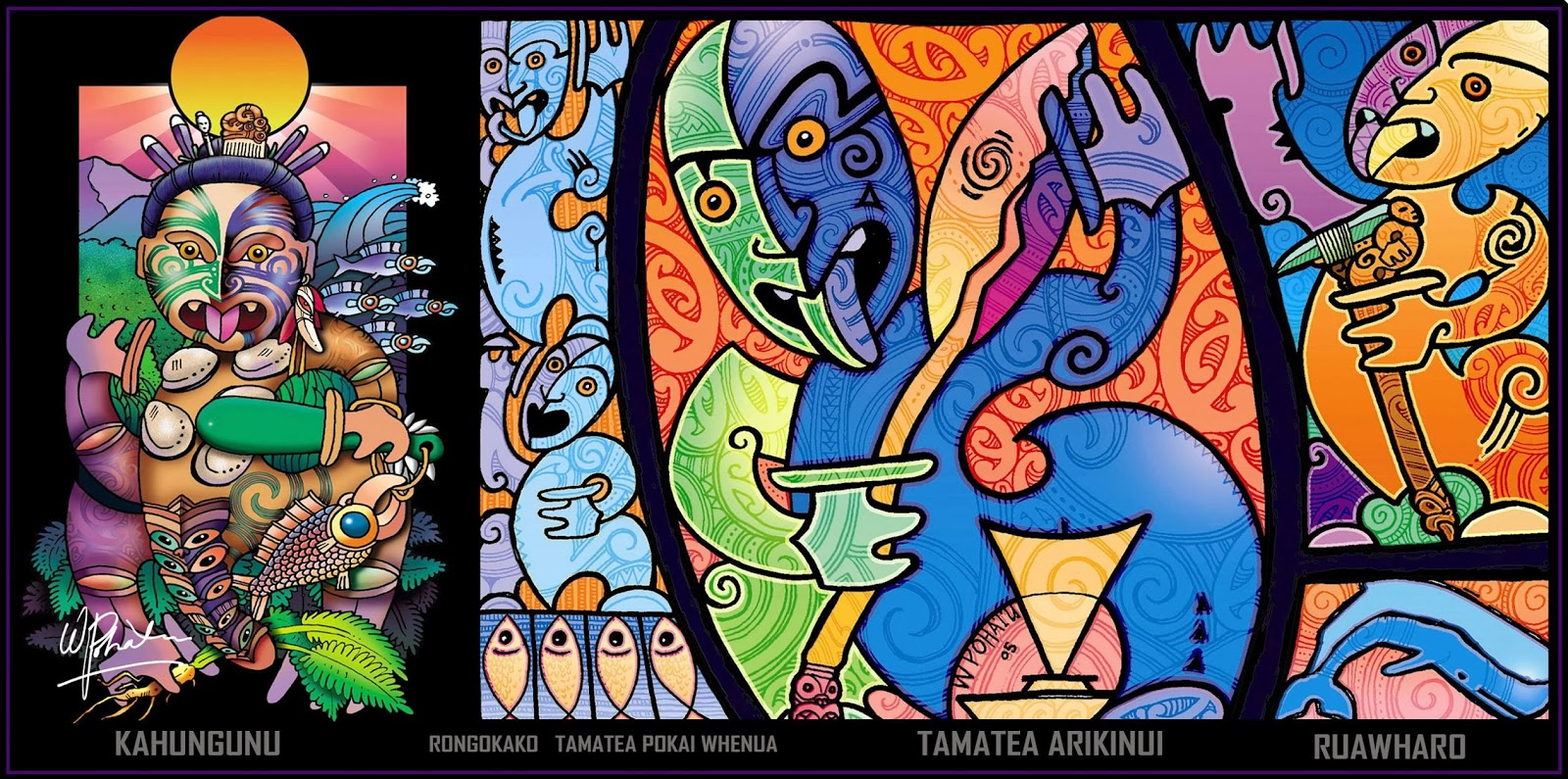 Whanau mourn the loss of one of the greatest Maori graphic designers of our time