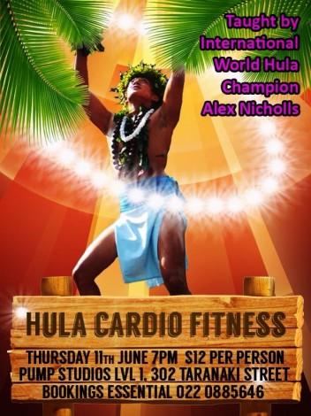 Hula Cardio Fitness