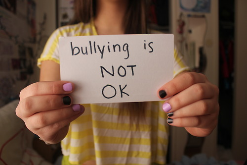 When bullying stops, everyone wins