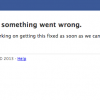 Facebook down #hastheworldended?