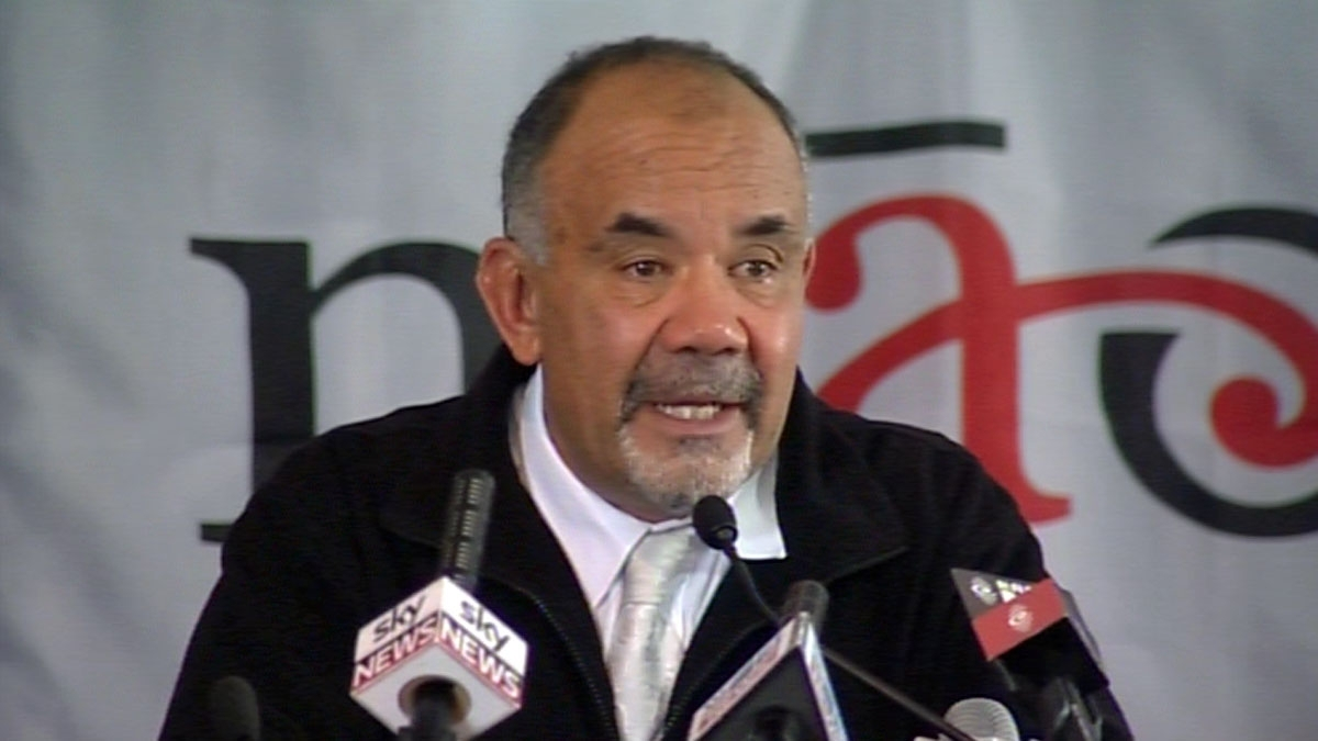 The Maori Party dismisses Act Party claims of race-based privilege