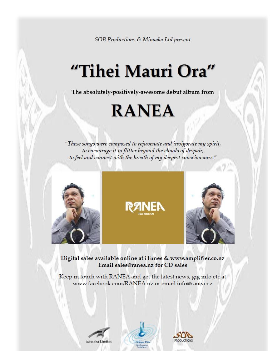 Ranea-TiheiMaurioraAlbum